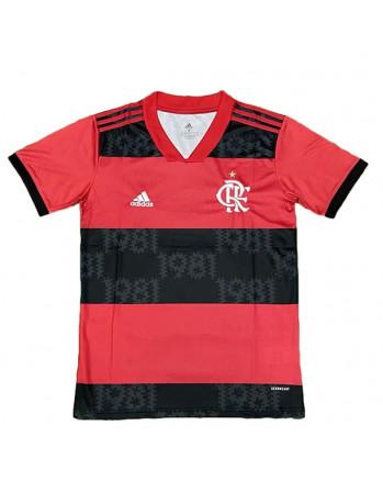 Flamengo Home Soccer Jersey 2021-22