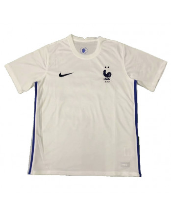 France Away Soccer Jersey 2020
