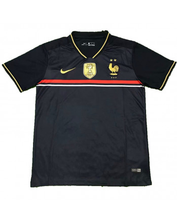 France Classic Edition Black Soccer Jersey 2019-20