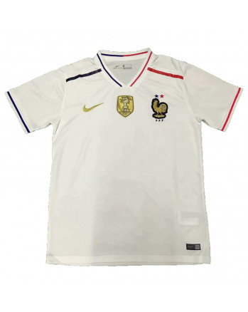 France Classic Edition White Soccer Jersey 2019-20