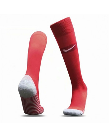 France Home Soccer Socks 2020
