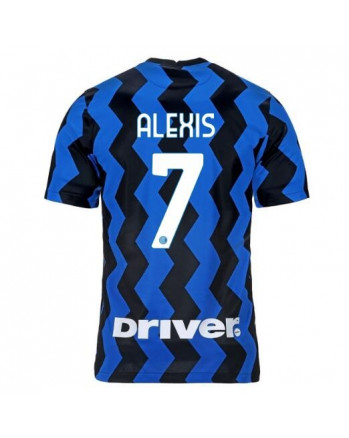 Inter Home ALEXIS Soccer Jersey 2020-21