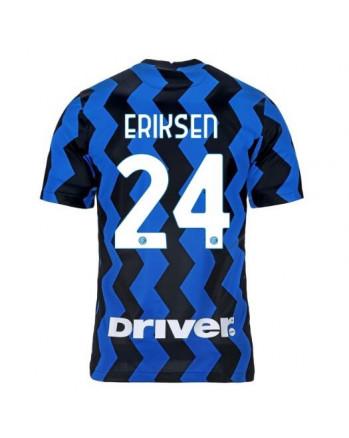 Inter Home ERIKSEN Soccer Jersey 2020-21