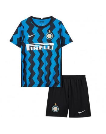 Inter Home Kids Soccer Kit 2020-21