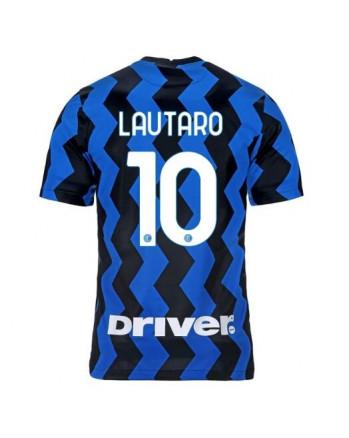Inter Home LAUTARO Soccer Jersey 2020-21