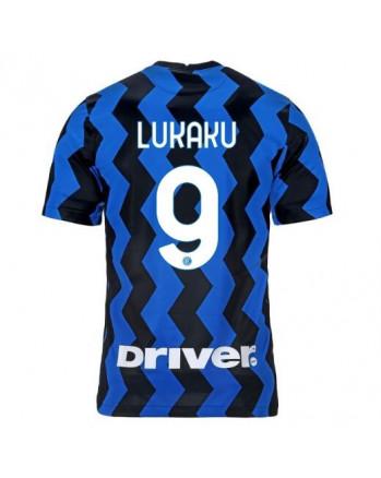 Inter Home LUKAKU Soccer Jersey 2020-21