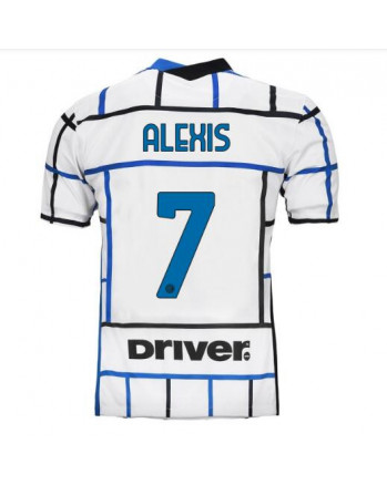 Inter Away ALEXIS Soccer Jersey 2020-21