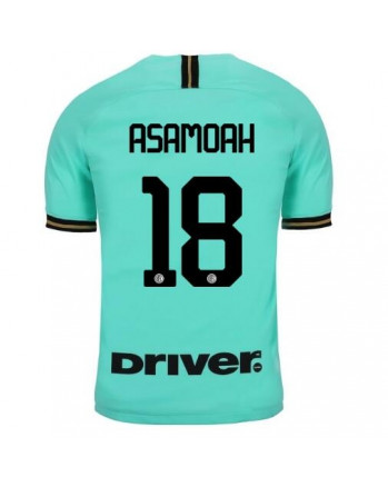 Inter Away ASAMOAH Soccer Jersey 2019-20