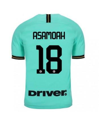 Inter Milan Away ASAMOAH Soccer Jersey 2019-20