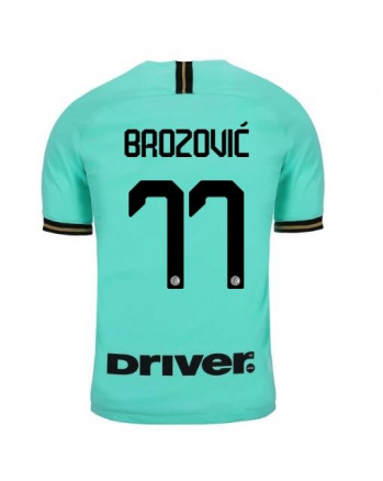 Inter Milan Away BROZOVIC Soccer Jersey 2019-20