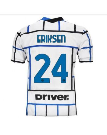 Inter Away ERIKSEN Soccer Jersey 2020-21