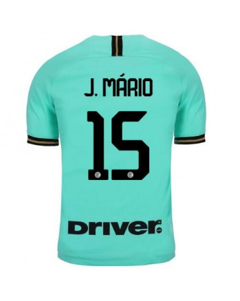 Inter Away J. MARIO Soccer Jersey 2019-20