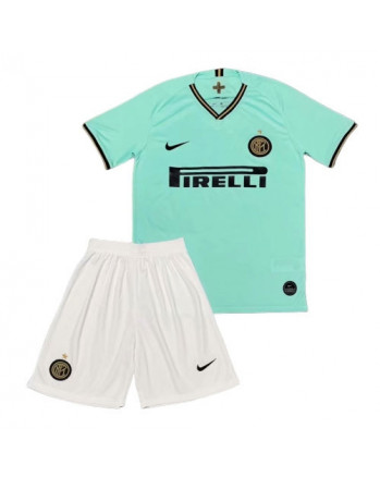 Inter Milan Away Kids Soccer Kit 2019-20