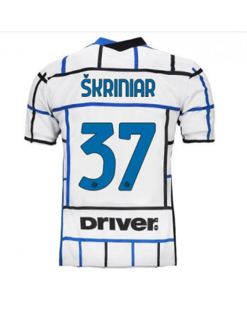 Inter Away KRINIAR Soccer Jersey 2020-21