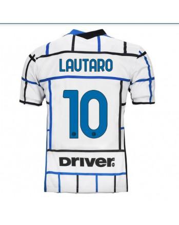 Inter Away LAUTARO Soccer Jersey 2020-21