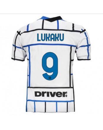 Inter Away LUKAKU Soccer Jersey 2020-21