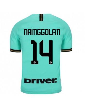 Inter Away NAINGGOLAN Soccer Jersey 2019-20
