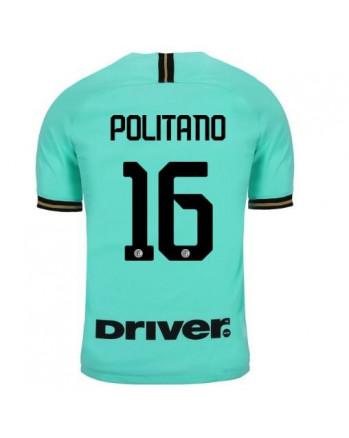 Inter Milan Away POLITANO Soccer Jersey 2019-20