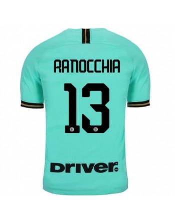Inter Away RANOCCHIA Soccer Jersey 2019-20