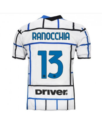 Inter Away RANOCCHIA Soccer Jersey 2020-21