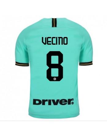 Inter Milan Away VECINO Soccer Jersey 2019-20