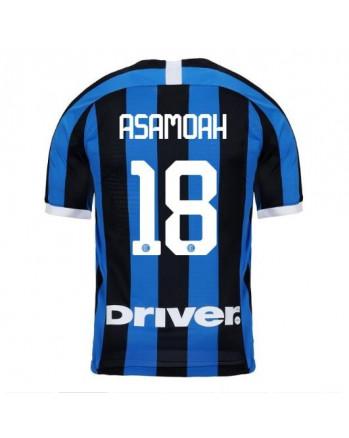 Inter Milan Home ASAMOAH Soccer Jersey 2019-20