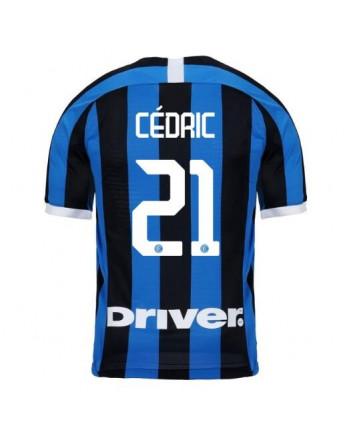 Inter Milan Home CEDRIC Soccer Jersey 2019-20