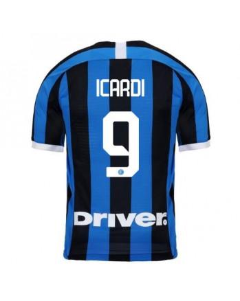 Inter Home ICARDI Soccer Jersey 2019-20