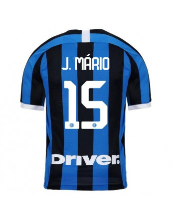 Inter Home J. MARIO Soccer Jersey 2019-20