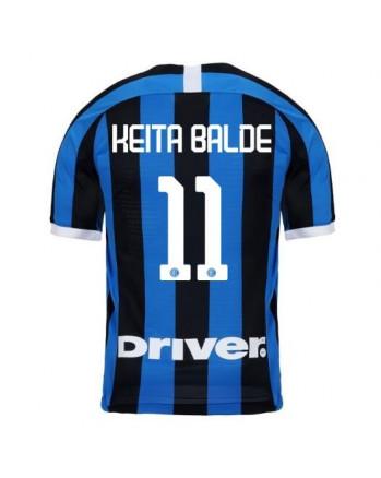 Inter Home KEITA BALDE Soccer Jersey 2019-20