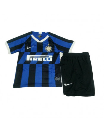 Inter Milan Home Kids Soccer Kit 2019-20