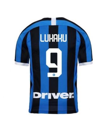 Inter Milan Home LUKAKU Soccer Jersey 2019-20