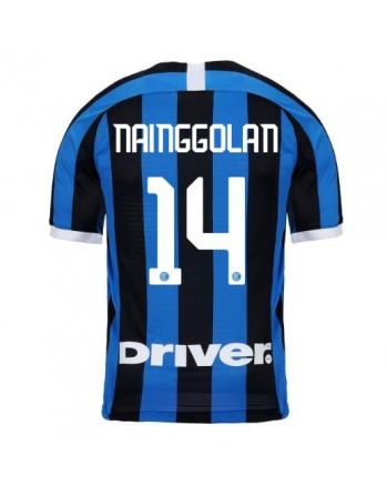 Inter Milan Home NAINGGOLAN Soccer Jersey 2019-20