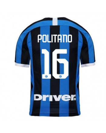 Inter Home POLITANO Soccer Jersey 2019-20