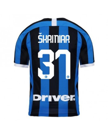Inter Milan Home SKRINIAR Soccer Jersey 2019-20