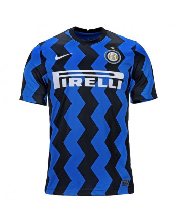 Inter Milan Home Soccer Jersey 2020-21