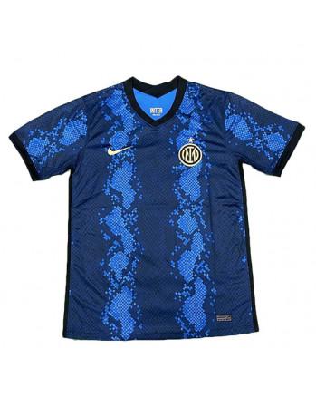 Inter Milan Home Soccer Jersey 2021-22