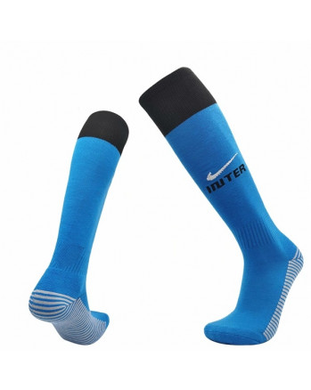 Inter Home Soccer Socks 2020-21