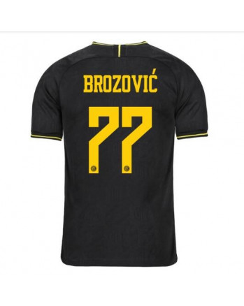 Inter Third Away BROZOVIC Soccer Jersey 2019-20