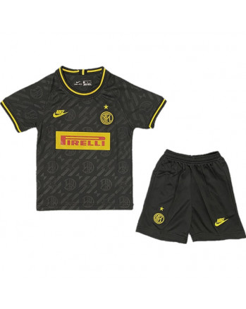 Inter Third Away Kids Soccer Kit 2019-20