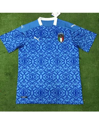 Italy Home Soccer Jersey 2020