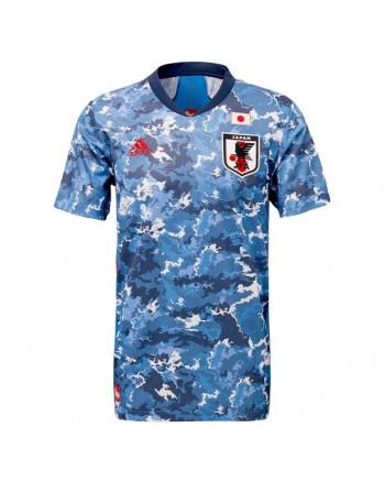 Japan Home Soccer Jersey 2020