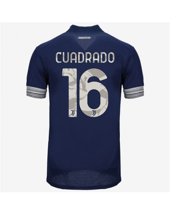Juventus Away CUADRADO Soccer Jersey 2020-21