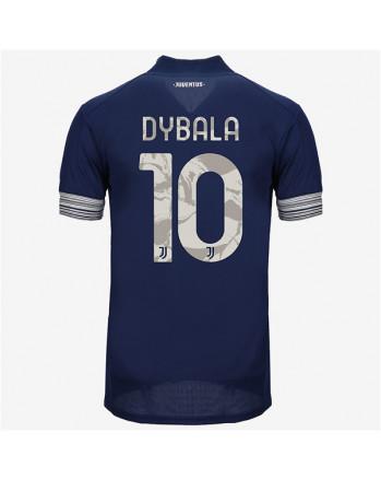 Juventus Away DYBALA Soccer Jersey 2020-21