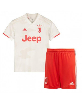 Juventus Away Kids Soccer Kit 2019-20