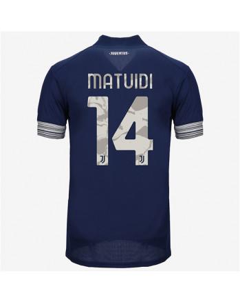 Juventus Away MATUIDI Soccer Jersey 2020-21