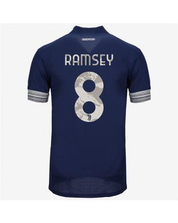 Juventus Away RAMSEY Soccer Jersey 2020-21