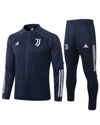 Juventus Blue Training Tracksuit 2020-21