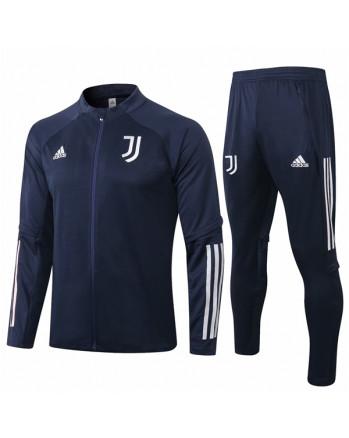 Juventus Blue Training Tracksuit 2020-21