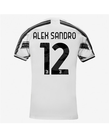 Juventus Home ALEX SANDRO Soccer Jersey 2020-21